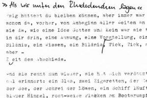 Typoskript © René Märtin